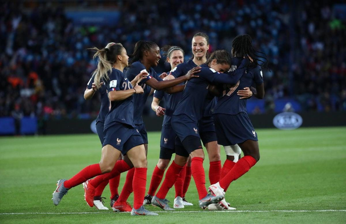 Mondial 2019 : les Bleues affrontent le Brésil en huitième de finale