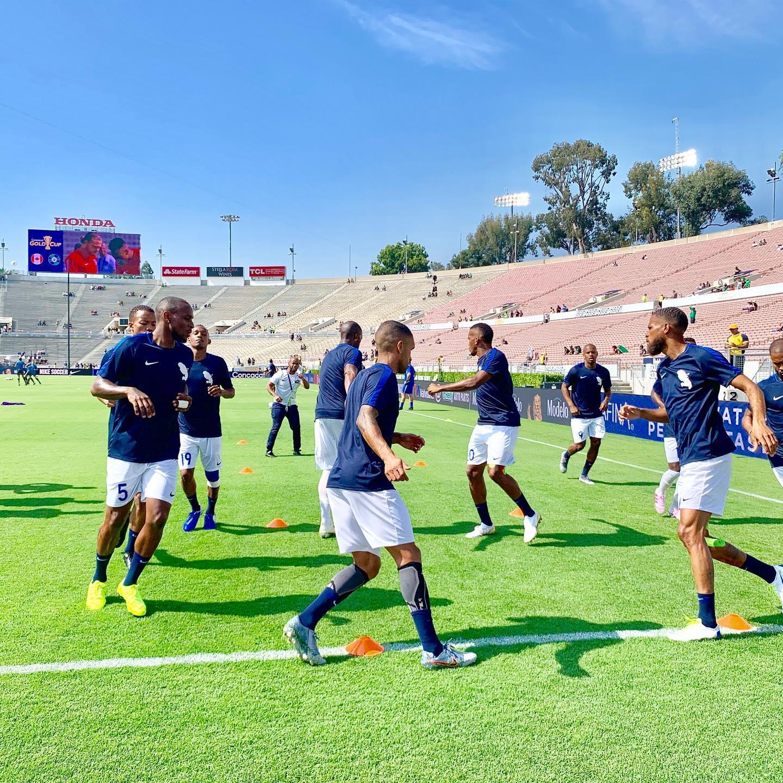 Gold Cup 2019 : la Martinique doit réagir