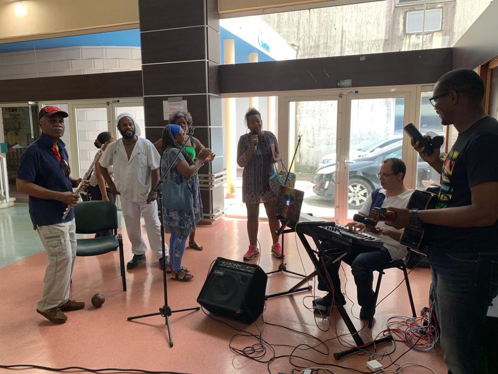 Le CHU célèbre la fête de la musique