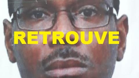 Didier Pierre-Joseph a été retrouvé sain et sauf