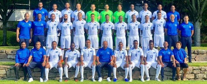 La Martinique est qualifiée pour la Gold Cup 2021