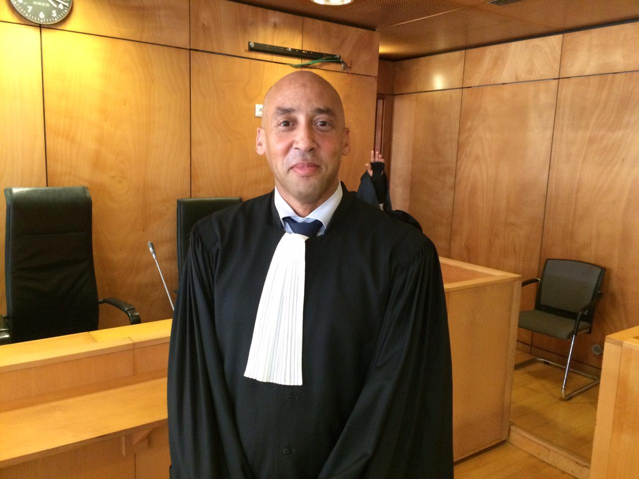 Philippe Sénart nouveau bâtonnier de Martinique
