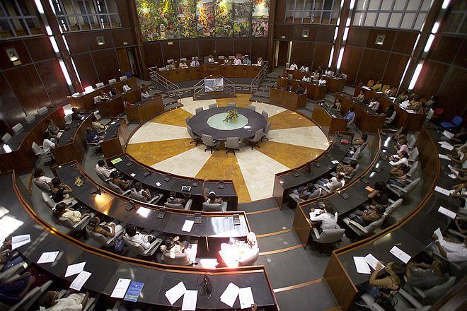 Une plénière houleuse au Conseil Régional