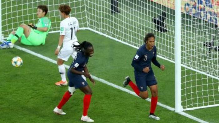 Coupe du monde féminine de football : l'heure de vérité pour les bleues