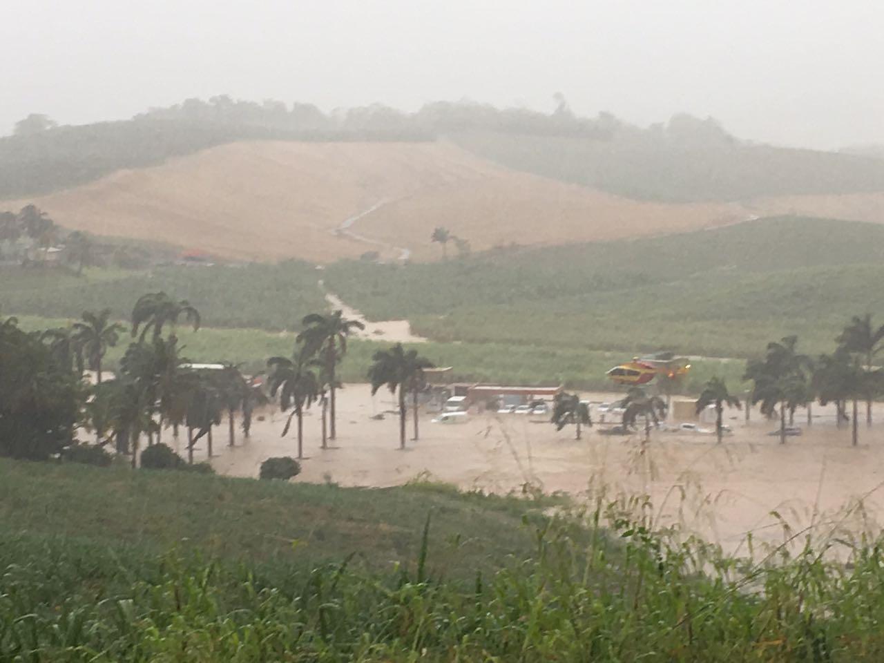 Ducos : l'état de catastrophe naturelle reconnu pour les pluies du 16 avril 2018