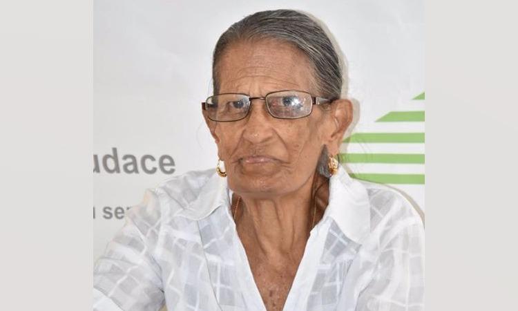 Olga Mesnil est décédée à l'âge de 89 ans
