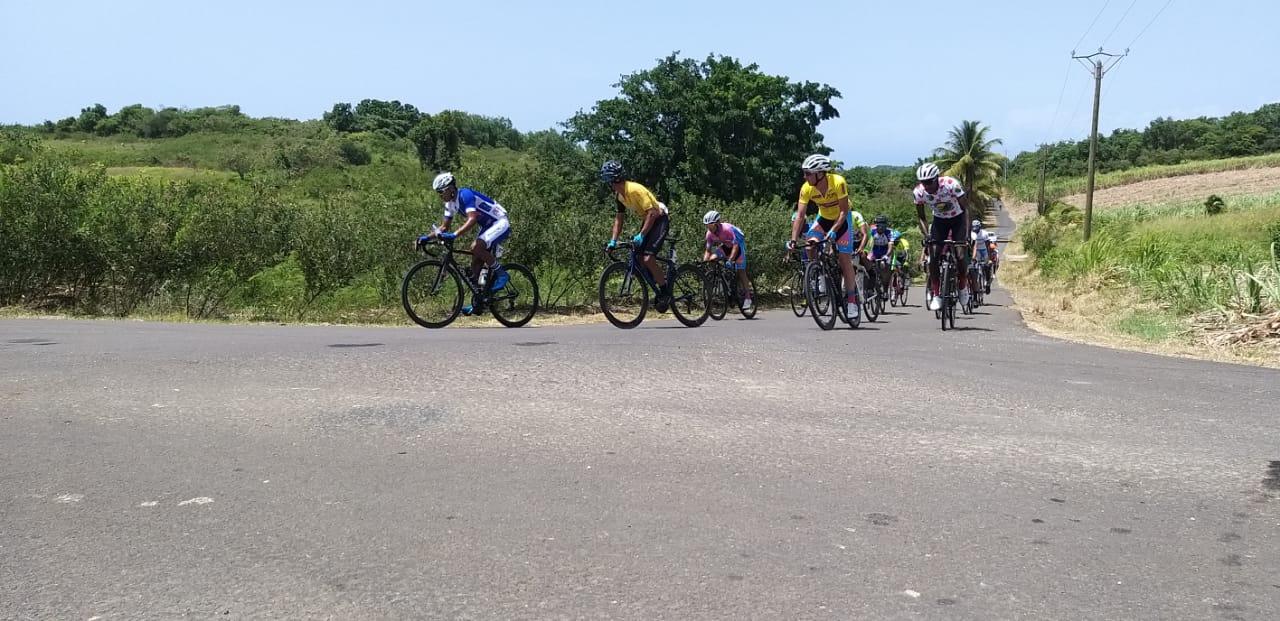 43ème Tour Cycliste de Marie-Galante 3ème étape : minute par minute