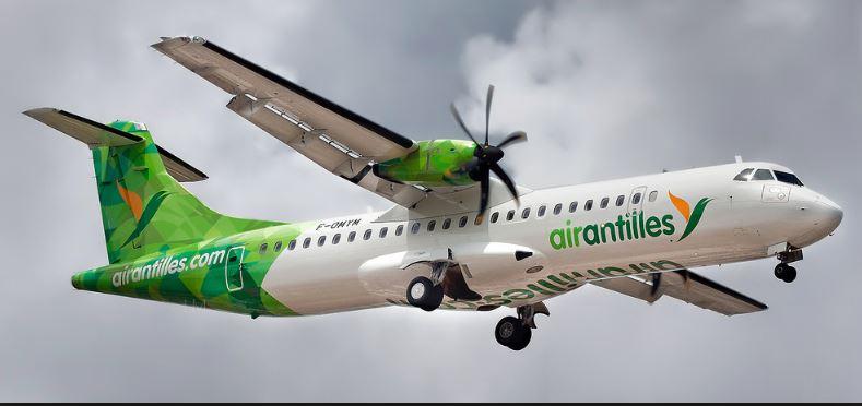 Air Antilles reprend du service à partir de ce lundi