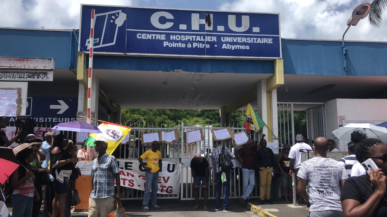 Grève générale au CHU ce mardi (vidéo)