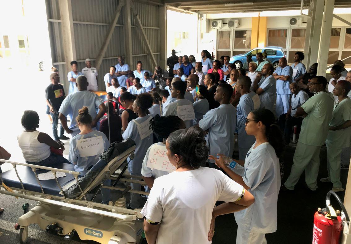 Le service des urgences du CHU en grève à compter du 10 juillet