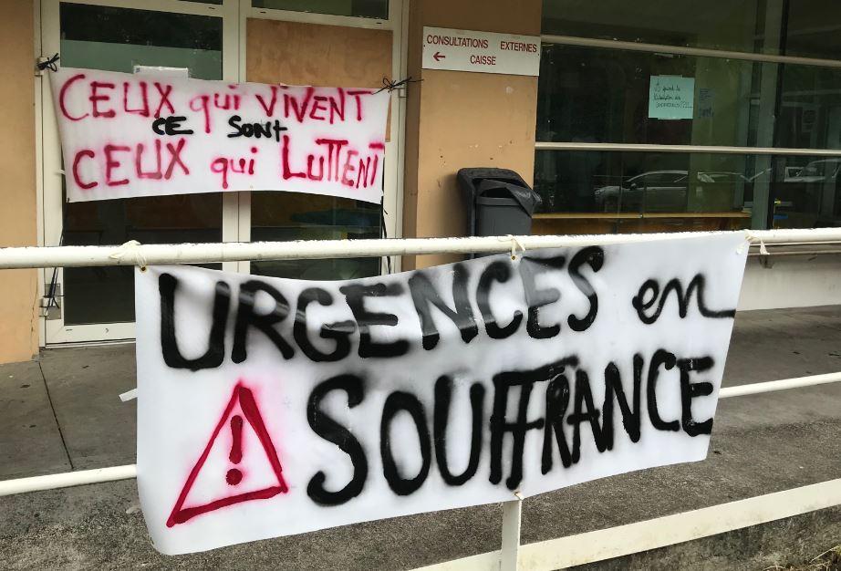 Grève du CHU : une mobilisation qui prend de l'ampleur
