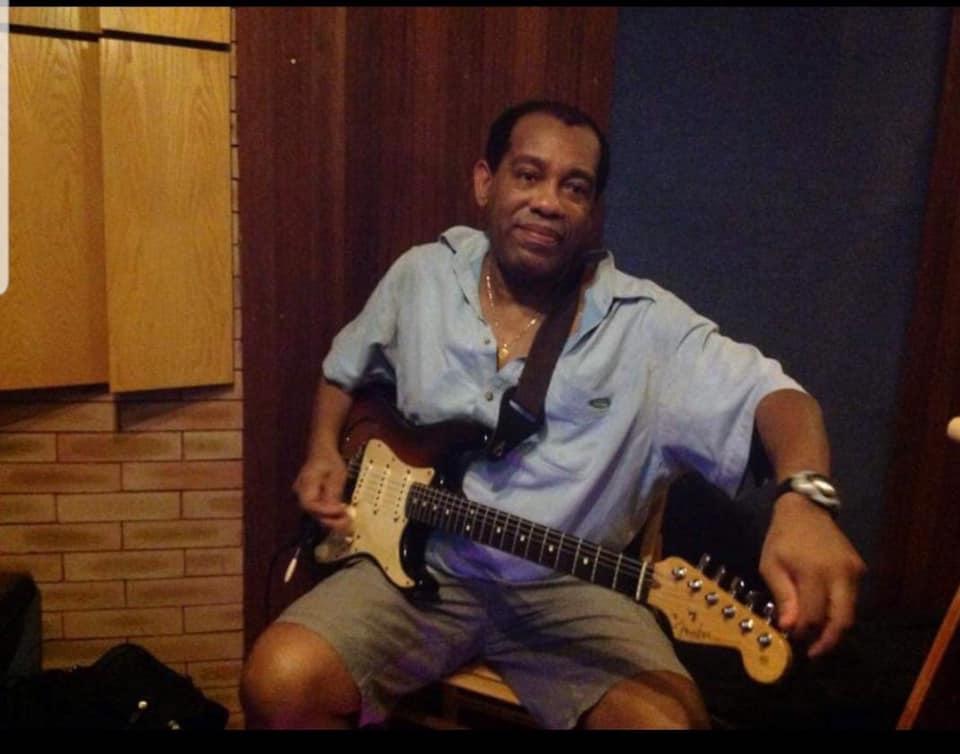 Le guitariste Claude Denise s'en est allé