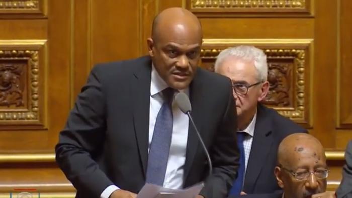 CHU : Dominique Théophile interpelle la Ministre de la Santé (Vidéo)