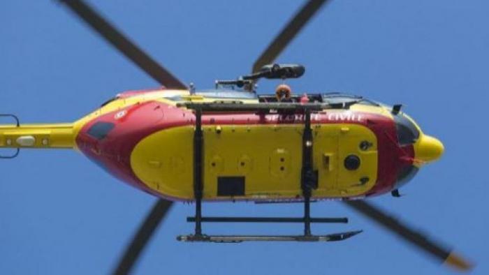 """L'hélicoptère de la sécurité civile """"Dragon 25"""" affecté en Martinique durant tout le mois de juillet"""