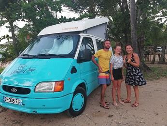 RCI Vakans': Gwadacamp, découvrir la Guadeloupe en van !