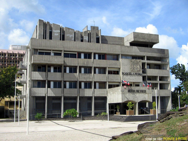 La mairie de Pointe-à-Pitre fermée en raison d'un cas de covid-19