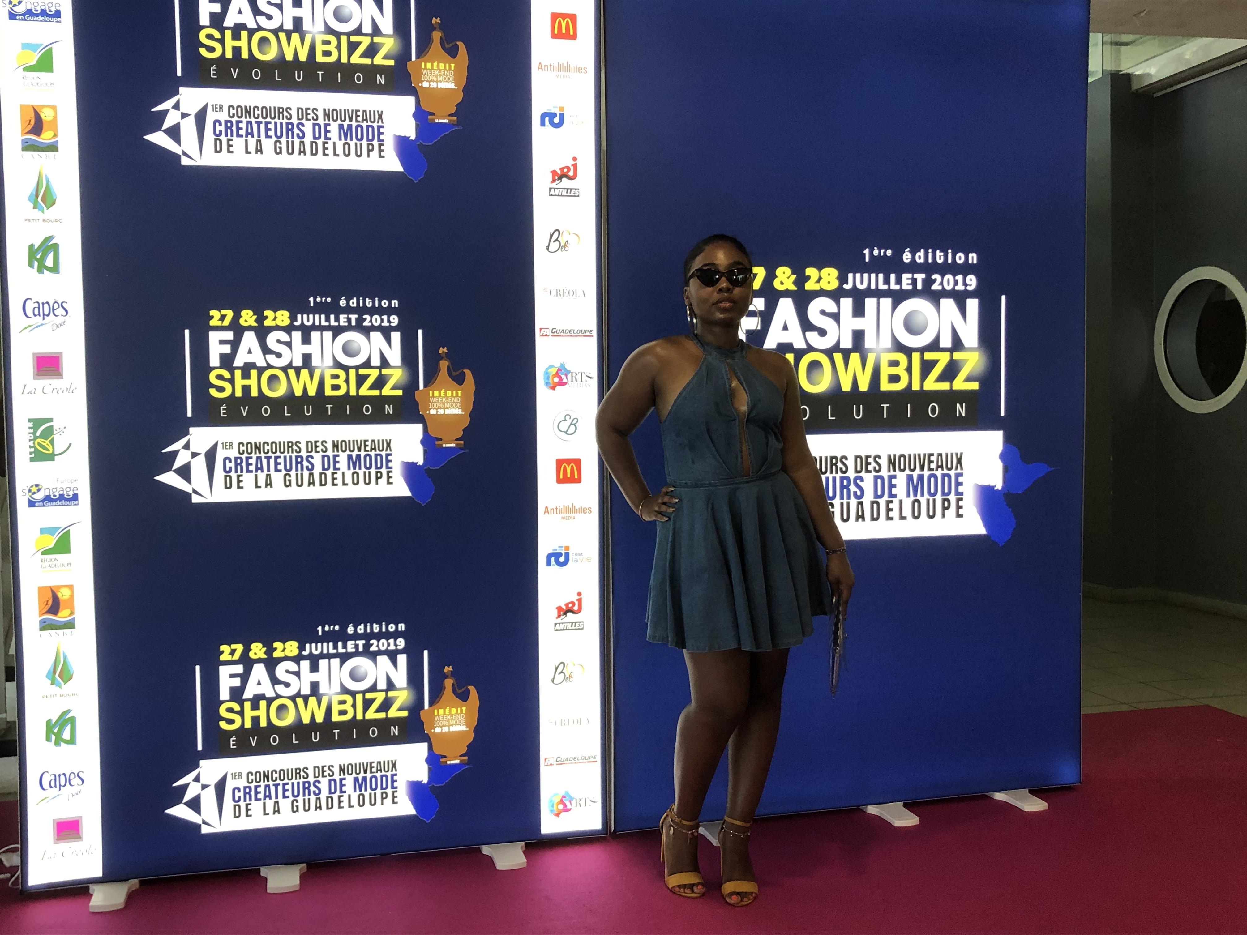Première réussie pour la Fashion Showbizz Évolution