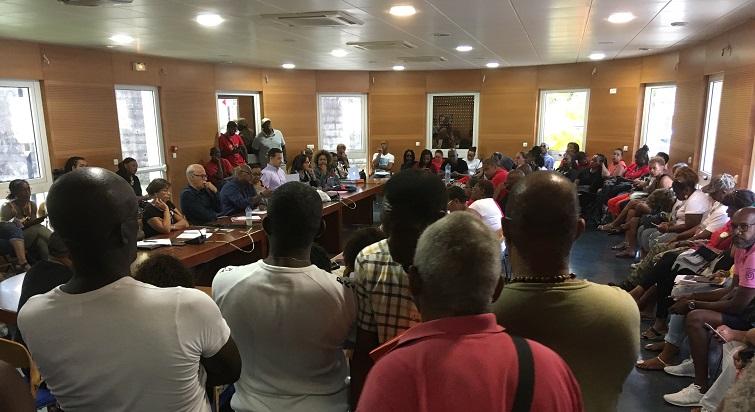 CHU : la mobilisation générale maintenue pour ce jeudi