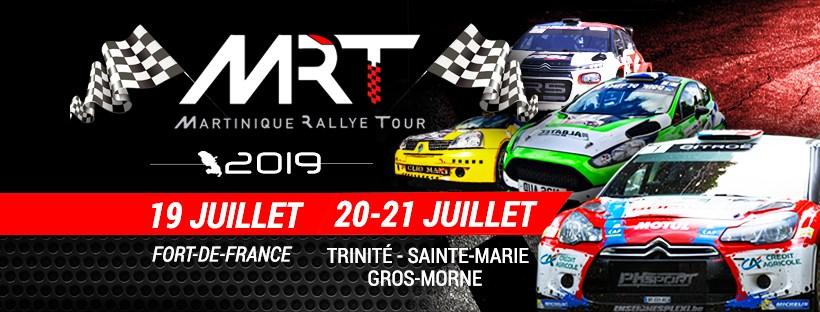 Le Martinique Rallye Tour, c'est ce week-end