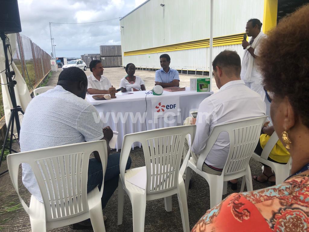 Des lampes solaires Led bientôt distribuées au village Kalinago de la Dominique
