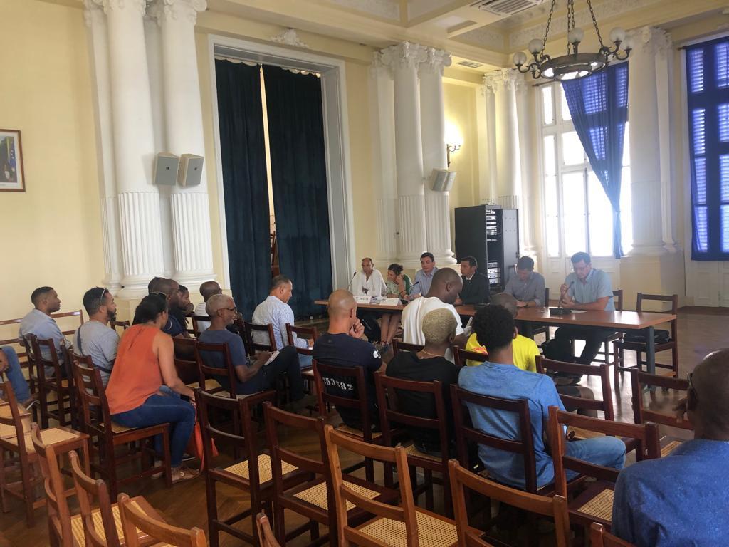 Organisateurs de soirées et l'Etat échangent sur les problématiques liées à la réglementation et à la sécurité