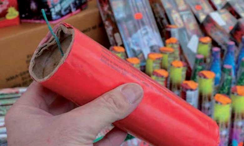 Fête Nationale : la vente et l'utilisation de pétards sont interdites