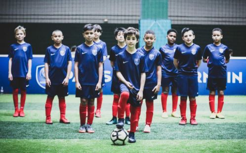 Le Paris Saint-Germain ouvrira son Academy aux Antilles