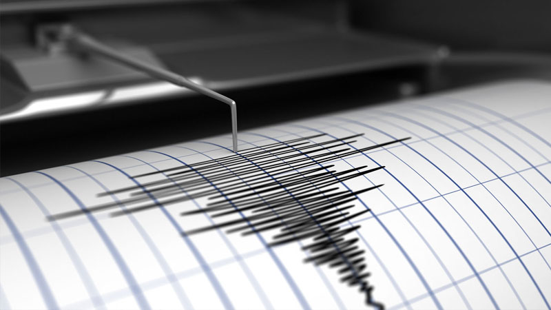 Tremblement de terre ressenti à 6h15 ce jeudi