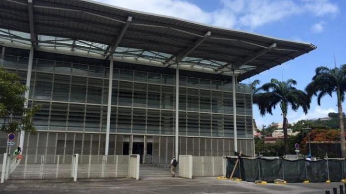 Confinement : Le tribunal de Fort-de-France continue de fonctionner