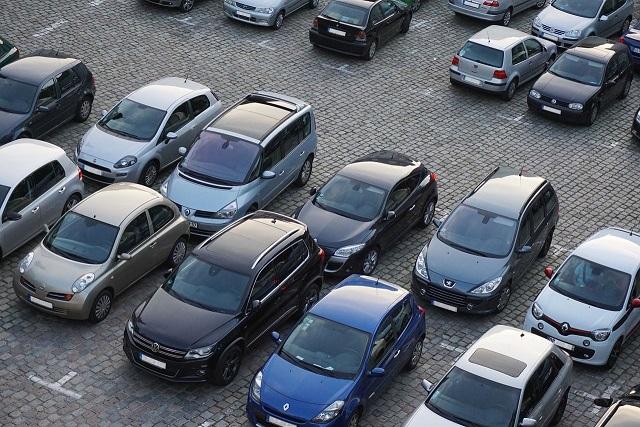 6 voitures volées dans une concession