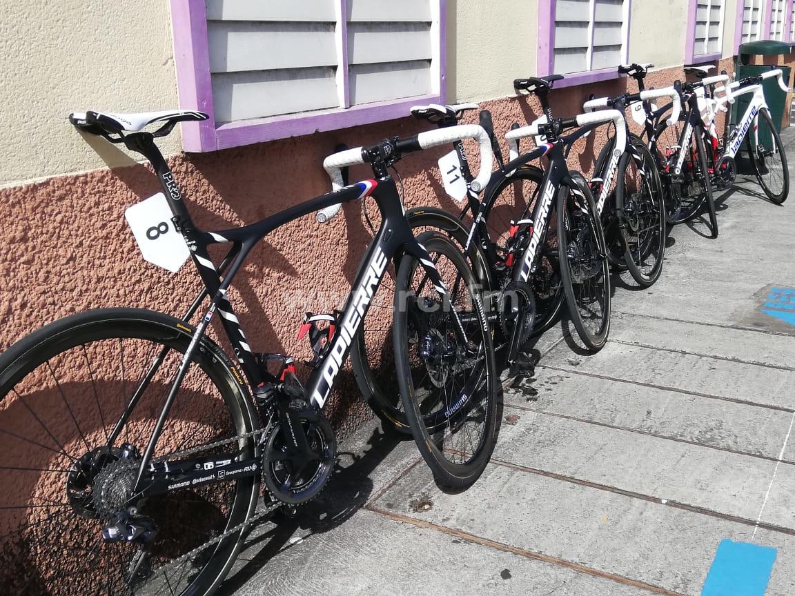 C'est parti pour le 38ème tour cycliste international de Martinique