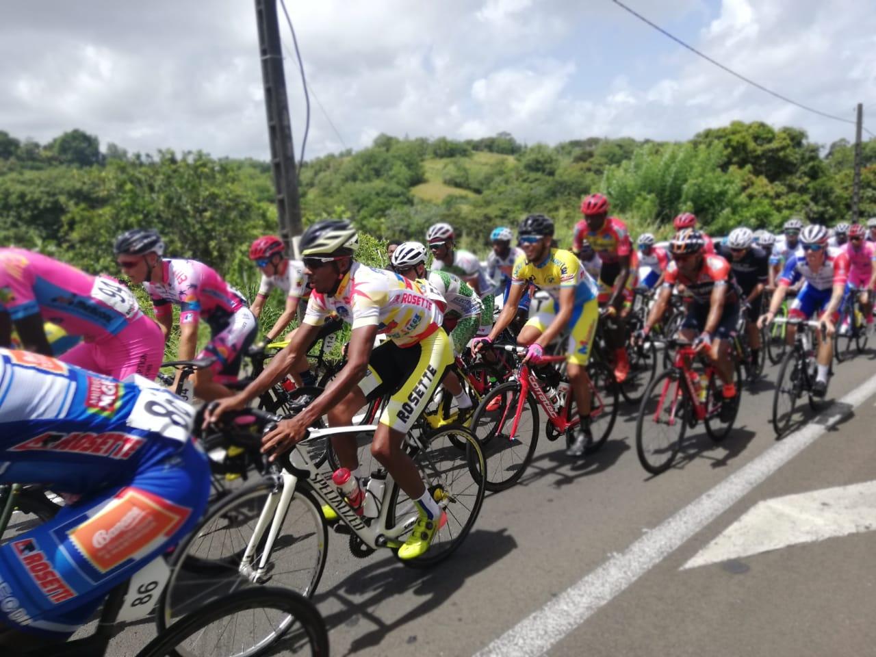 Tour cycliste de Martinique 2019 : des Trois-Îlets à Trinité en 102 kilomètres