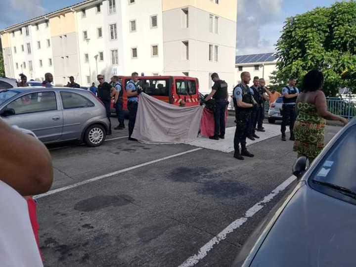 Une fusillade au Marin fait un mort et blessé