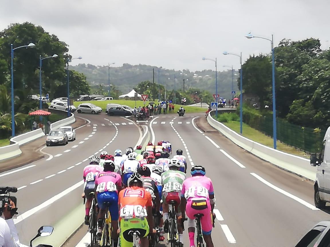 """Tour cycliste 2019 : rendez vous """"an tèt mon lan"""""""