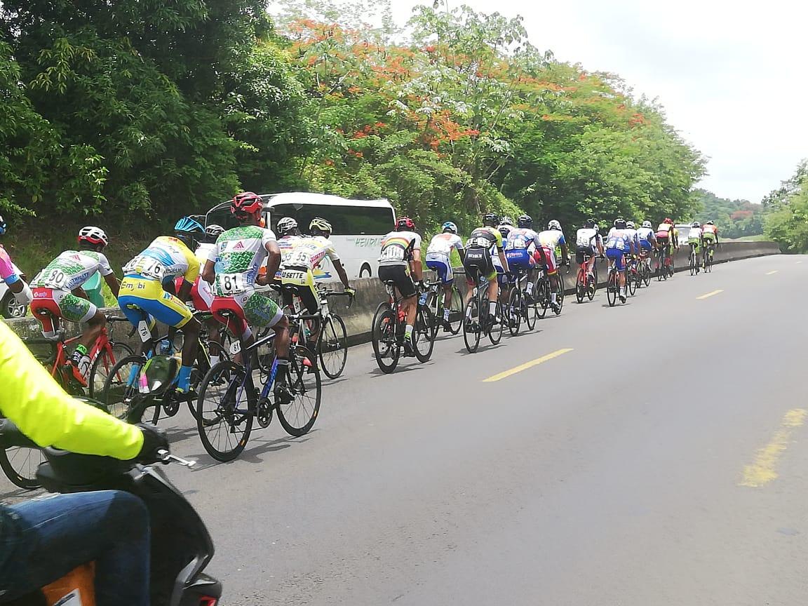 Tour cycliste de Martinique 2019 : de Sainte-Marie à Ducos en 132 kilomètres