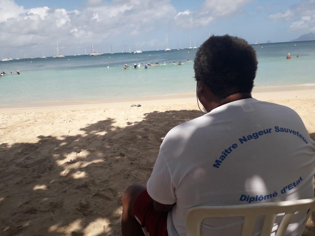 Sur nos plages, les maîtres nageurs sont en effectif réduit