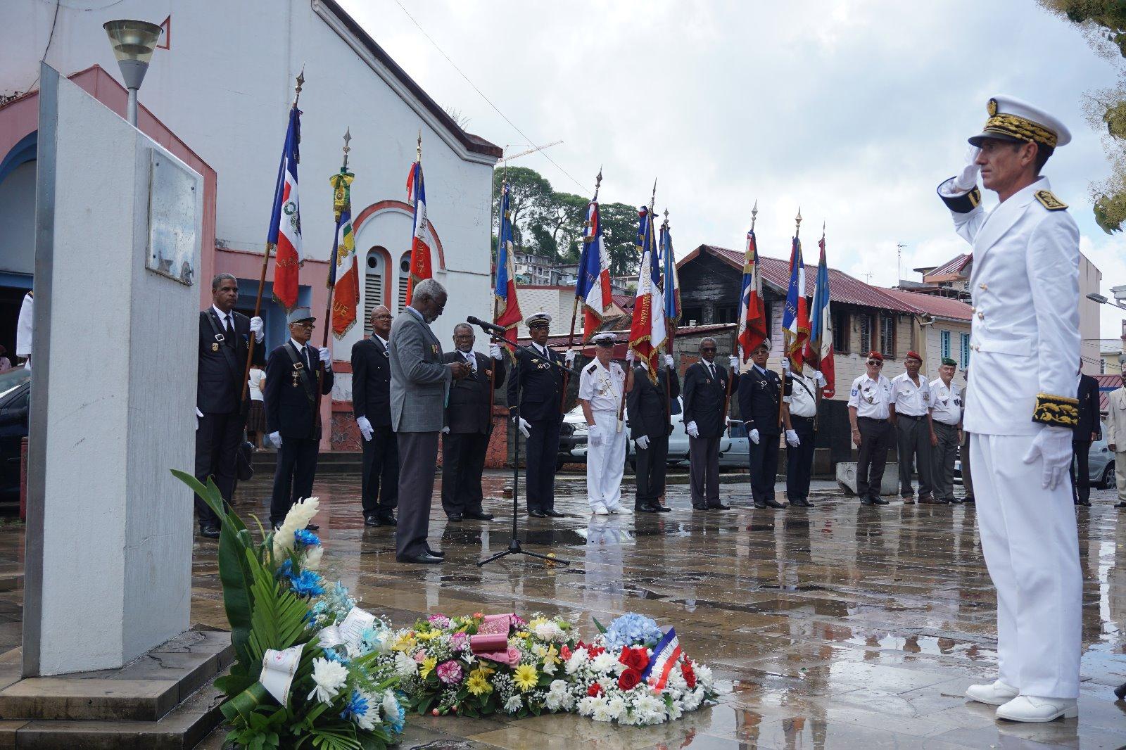 Une cérémonie en hommage aux Justes de France