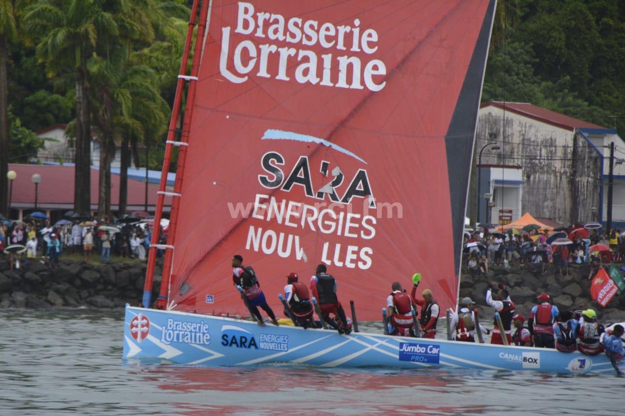 #TDY2019 : Brasserie Lorraine/Sara Energies Nouvelles en rouge, UFR/Chanflor en embuscade