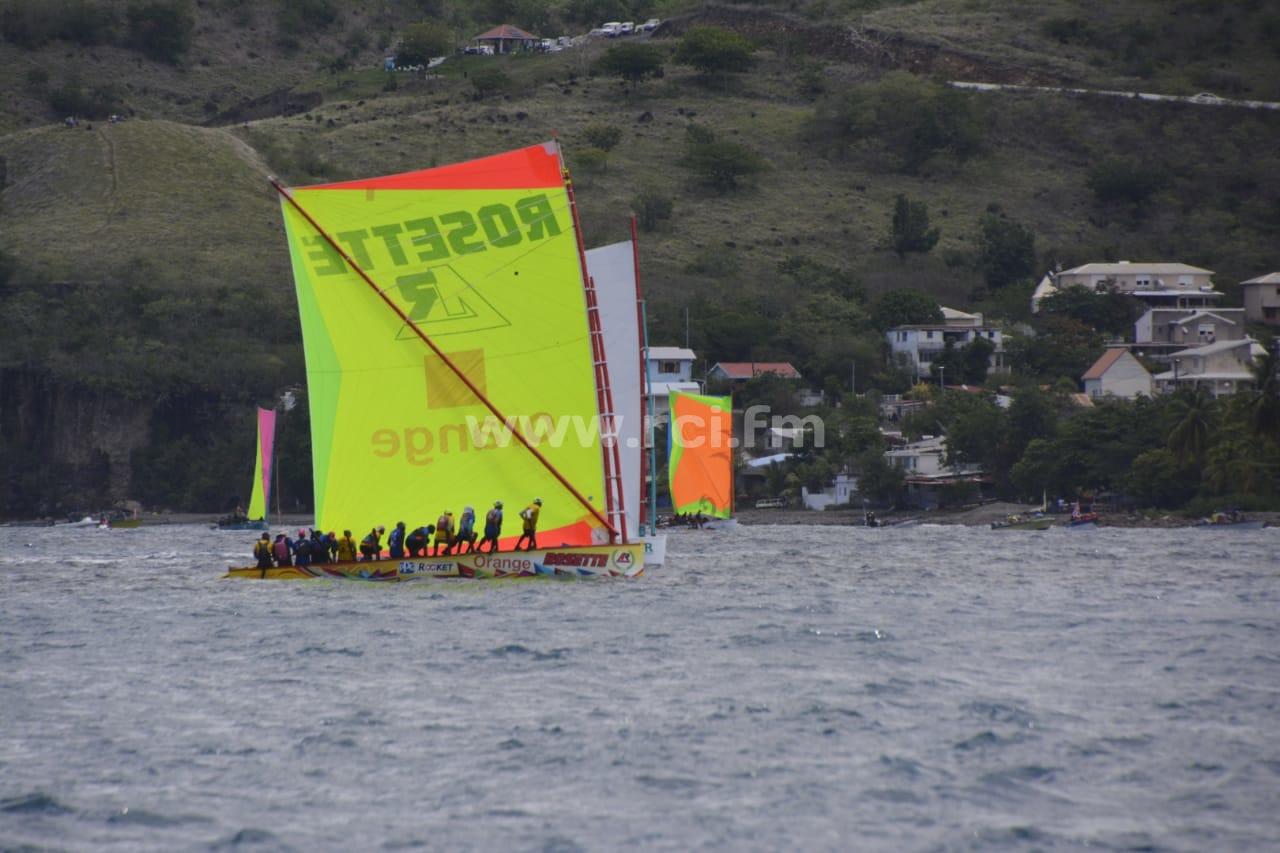 #TDY2019 : Rosette/Orange arrive à Fort-de-France en vainqueur