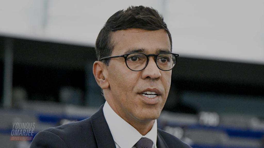Entretien avec Younous Omarjee, premier ultramarin président d'une commission au Parlement Européen