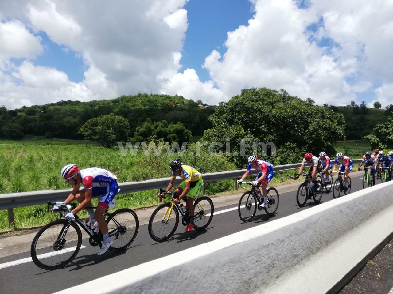 Tour cycliste 2019 : victoire d'étape pour Mickaël Stanislas