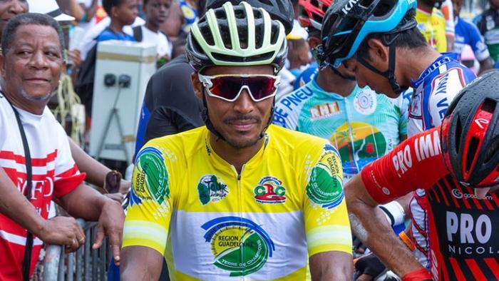 Boris Carène sacré champion de Guadeloupe du contre-la-montre