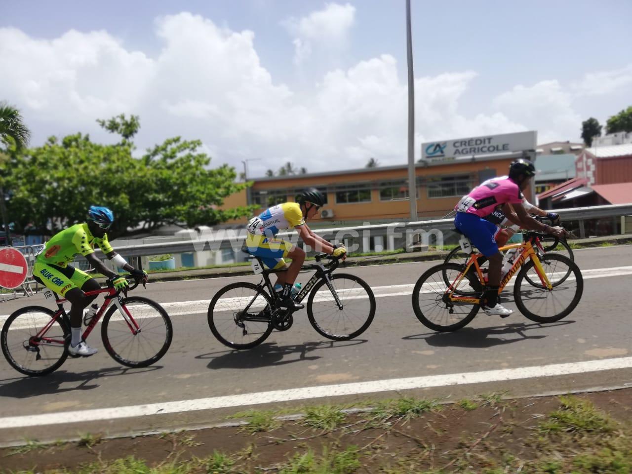 Tour cycliste 2019 : victoire de Greg Hallop lors de la 5ème étape