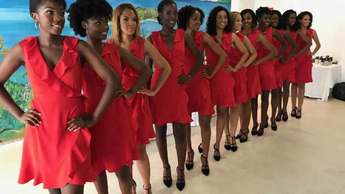 Miss Guadeloupe 2019 : vous pouvez voter !
