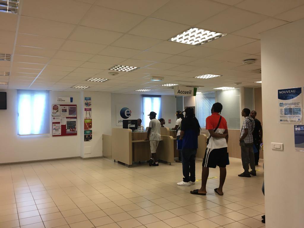 Covid-19 : quatre agences de Pôle Emploi sont fermées