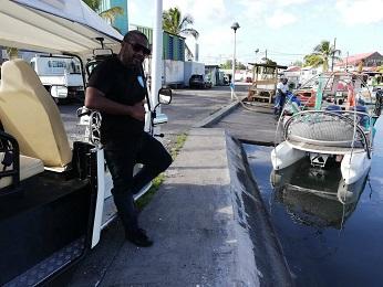 RCI Vakans': faire du tuktuk et du pédalo...à Pointe-à-Pitre