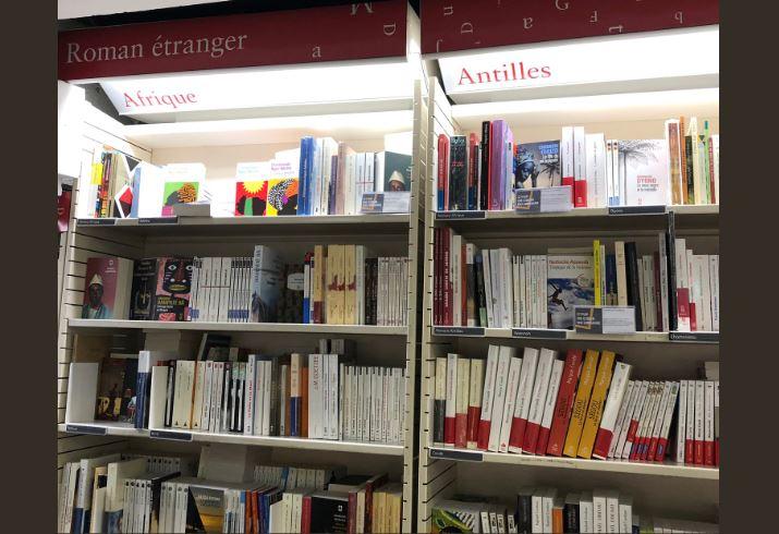 Des romans antillais au rayon des ouvrages étrangers