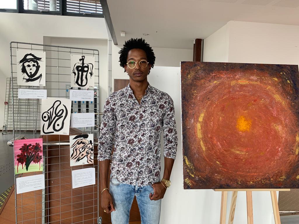 Axel Hégésippe : une oeuvre d'art pour chaque émotion