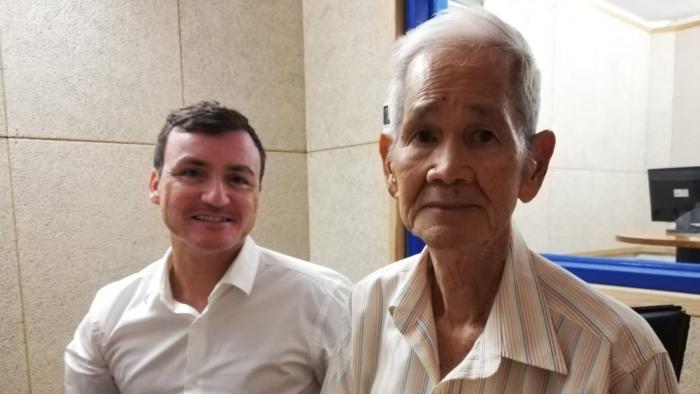 Alain Ho Hio Hen est décédé