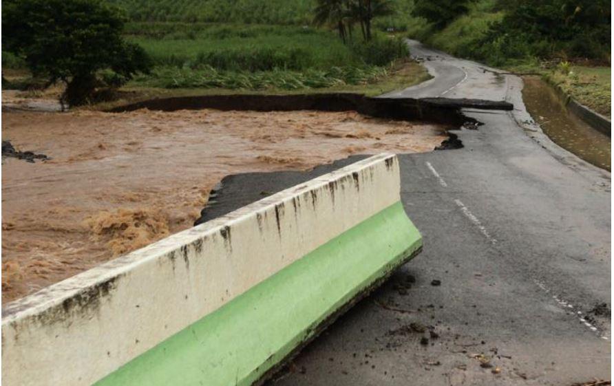 Tempête DORIAN :  trois problèmes majeurs sur les routes